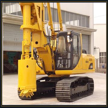Plate-forme de forage hydraulique de construction de diamètre de 600-1600mm