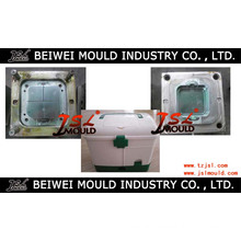 Plastic Injection First-Aid Cabinet Mould