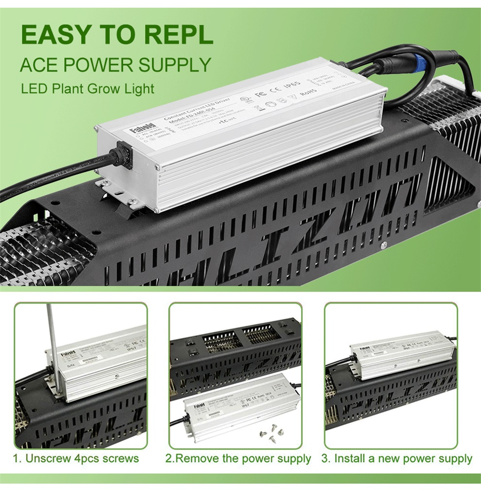 240W LED Grow Light-06