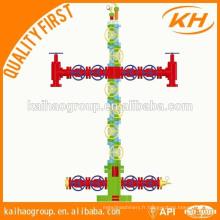 API X-mas Arbre et arbre de Noël tête de puit de haute qualité KH