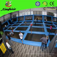 O parque de trampolim de alta qualidade para venda