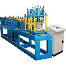 Máquina formadora de rolos para portas de persiana