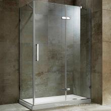 Seawin Bathroom Modern simple clear glass Cabin Frameless hinge Shower Room enclosure