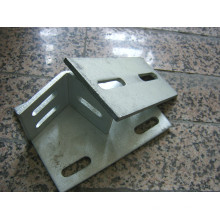 Piezas de chapa de perforación pesadas galvanizadas Proveedores
