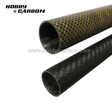 Best price high strength modulus carbon fiber tube