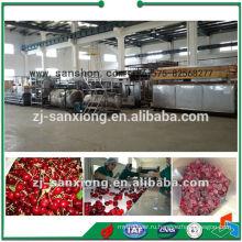Фруктовая и овощная машина IQF