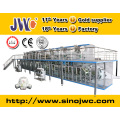 High Quality Elastic T Shape Diaper Making Machine
