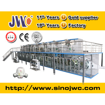 Cheap Diaper  Machine Equipment