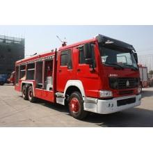 Пожарная машина HOWO (QDZ5140GXFPM43Z)