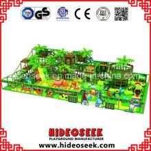 Dschungel Thema Ce Standard Indoor Spielplatz für Kinder