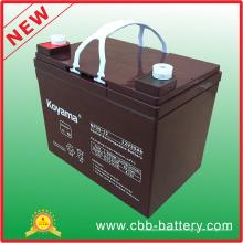 12V 35ah AGM Batterie für Rollstuhl