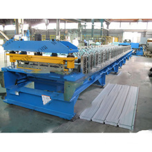 Sanxing Corrugated Roof Cold Roll Forming Machine