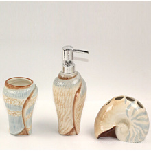 Seashell Shape Bathroom Sanitaryware, Accessories