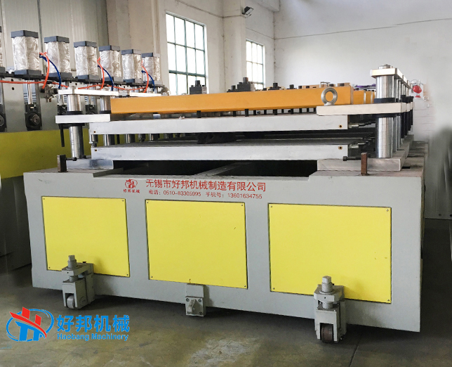 Wpc Foam Board Machine Calibration