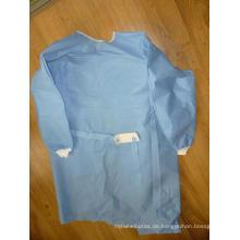 Eo steriles nichtgewebtes OP-Kleid mit Größe M 115X150cm (DFG1201)
