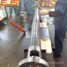nitrided treatment plastic extruder machine 38CrMoAlA barrel