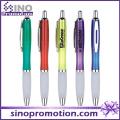 2015 barato caneta de plástico promocional bola (R3222B)