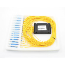 1*32 Fiber Optic PLC Splitter (FTTH, CATV, TELECOM)
