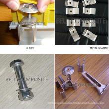 Bell FRP Grating Clips for Fix Gratings