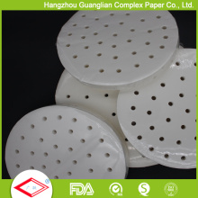 Reusable Non-Stick Cooking Steaming Paper for Steamed Bun in Basket
