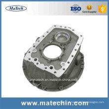 Usinagem de alumínio usinada por precisão CNC para caixa de engrenagens