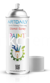 Stencil Spray Paint