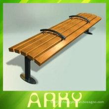 Banc de jardin en bois de haute qualité
