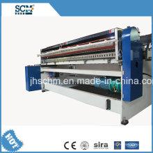 Couro / PVC / Non-Woven / Máquina de corte de papel