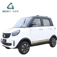 Veículo elétrico de velocidade comum Bosn