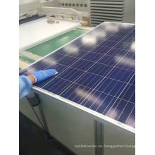 Panel solar de alta eficiencia 255W en venta