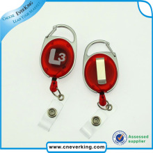 Custom Accepted Badge Reel Holder