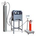 Огонь углерода огнетушитель машина завалки углекислого газа, огнетушитель машина завалки СО2