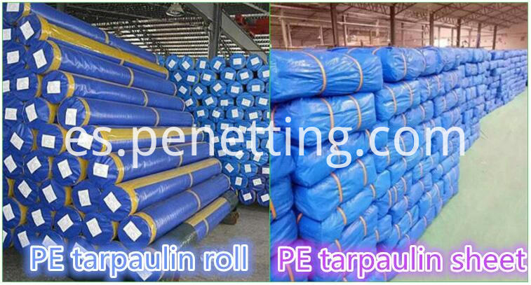 packing tarpaulin