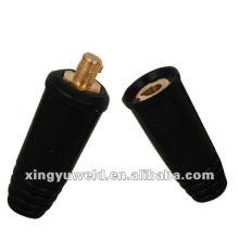 Разъем для подключения сварочного кабеля / сварочные аксессуары