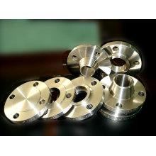 Padrão ASME Standard Flange de aço carbono ASTM A105 Flange cego
