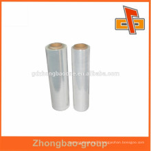 Blow Molding and cutomized PVC super clear film rolls with good quality in china