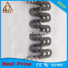 2015 new design industrial processing heating element
