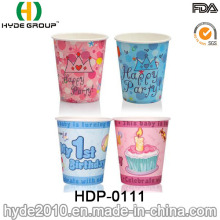 Disposable Paper Coffee Cup for Children′s Party with Cartoons (HDP-0111)