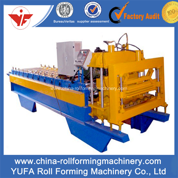 Galvanized Profile glazed Metal Sheet Forming Machine