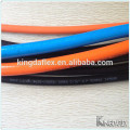 Abrasive Resistant Two Polyester Layers Reinforced Thermoplastic Hydraulic Hose SAE100R8