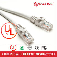24AWG RJ45 Cat5e Patchkabel, Bare Kupfer Patch Blei