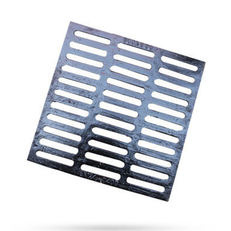 Pl17490778 B6060g Size 600x600mm Cast Iron Gully Grate And Frame Customized Drain Covers Grates For Road