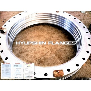 UNI 6090 Laps Loose PN16 Carbon Steel Flanges