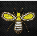 Bee Machine Bee Machine Embroidery Patches