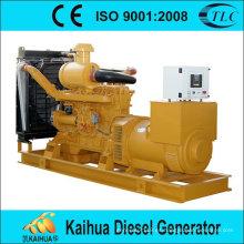 450kw shangchai generador de energía conjunto de china marca refrigerado por agua