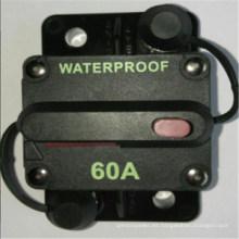 Disyuntor del audio para el automóvil 60A de la protección 12V 24V 36vin del fusible