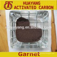 Garnet sand/garnet abrasive with low price for waterjet cutting/sandblasting