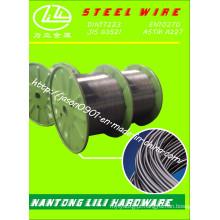 Fio de aço (0.15mm-15.0mm)