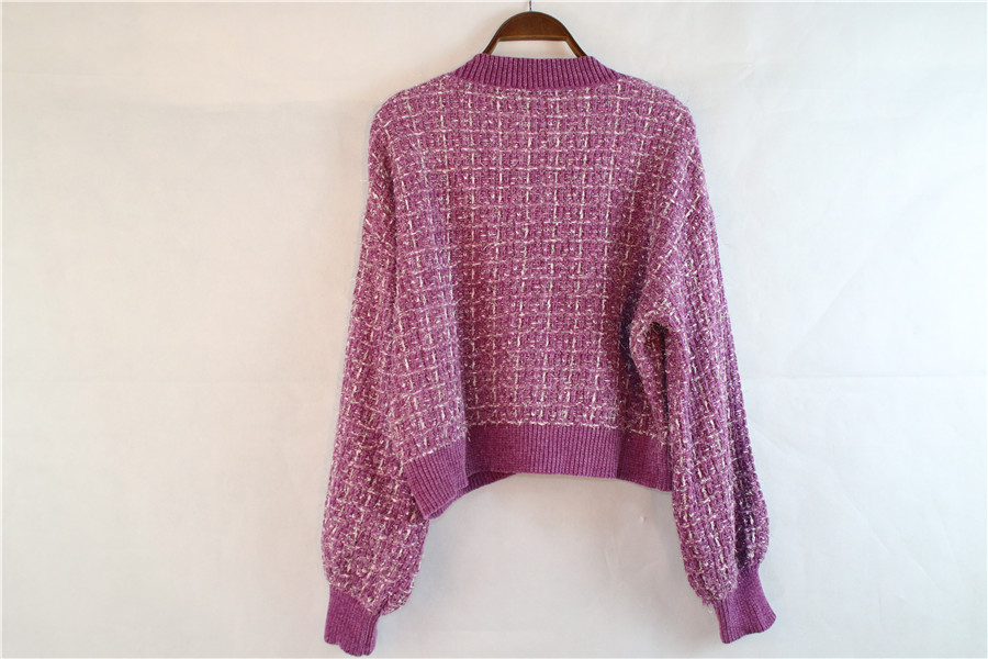 Popcorn Cardigan Wholesale
