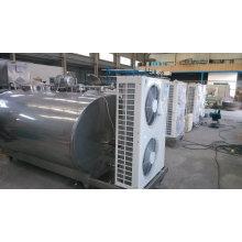 Horizontal or Vertical Milk Cooling Tank